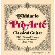 Продам нейлоновые струны для классической гитары D'Addario EJ45