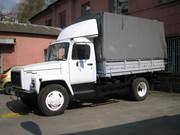 грузовые перевозки по Киеву