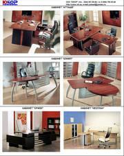 Кабинет директора Киев,  кабинеты руководителей,  мебель в кабинет дирек