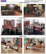Кабинет директора Киев,  кабинет руководителя,  офисная мебель в кабинет