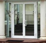 Срочный ремонт алюминиевых окон киев