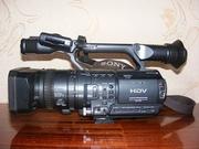 Продам видеокамеру SONY HDR-FX-1E