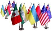 Изготовление флагов флагштоков