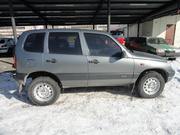Chevrolet Niva внедорожник