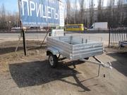 ПРОДАМ Прицеп ПП-2, 8 завод-фирма «Ось» грузовой