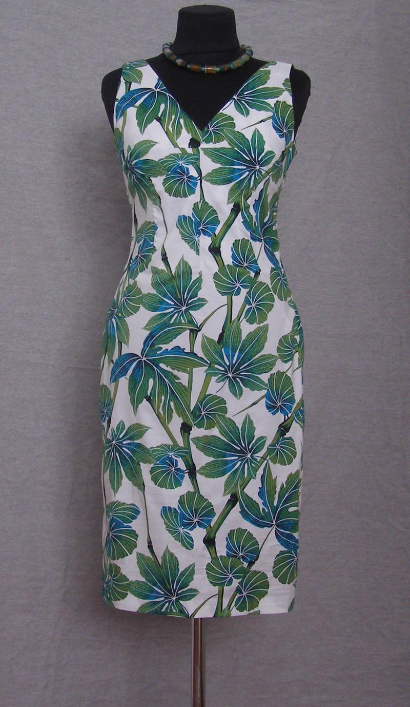 Платье из хб ткани своими руками