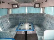 Пассажирские перевозки 30-местным автобусом бизнес-класса