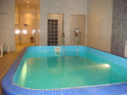 Посуточная и на  лето аренда от хозяина дома-люкс с сауной и бассейном на Десне