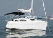 Продам яхту Hunter 260 стационар дв 2001