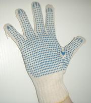 перчатка рабочая,  ткань Саржа для спецодежды