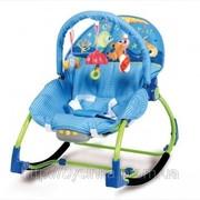 Кресло-качалка для детей от 1 мес. до 3 лет. Имеет 2 положения спинки,