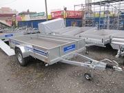 Новый прицеп Tiki-Treiler В-300Р грузовой