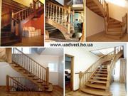 Лестницы под ключ для дома.