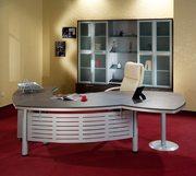 Стильная офисная мебель для кабинета серии Evolution