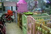 Оптово-розничный интернет-магазин детских товаров.