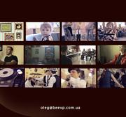 Видеосъемка мероприятий,  детские праздники,  love story