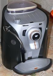 Продам  кофемашину купить Saeco Odea Giro Silver/Orange