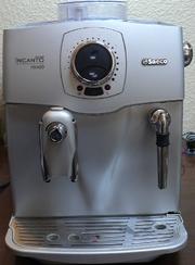 Кофе машина (кофеварка эспрессо купить бу) Saeco Incanto Rondo nero, si