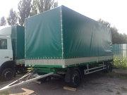 Продам прицеп МАЗ  837300-3012