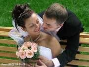 Незабываемое свадебное фото «love story»
