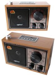 Радиоприемник - портативная акустика