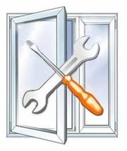 Ремонт откосов,  ремонт металлопластиковых,  алюминиевых окон.