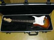 Продам  Fender American Standard Stratocaster SB