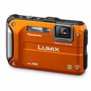 Panasonic DMC-FT3 (TS3) Orange