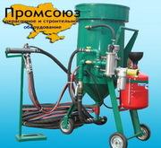 Термоабразивная установка ТАУ 200 (термопескоструйка)