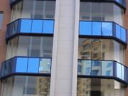 Безрамное раздвижное остекление для балконов и веранд. Окна Veka.