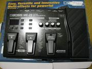 Продам гитарный процессор Boss ME-25