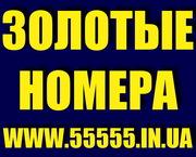 Купить Красивые Золотые номера МТС 050,  066,  095,  099 Украина