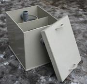 Сепараторы для жира и крохмала,  жироуловители под мойку
