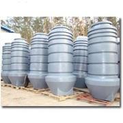 Колодцы полиэтиленовые канализационные,  насосные,  распределительные и