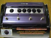 Продам гитарный процессор LINE6 FM4