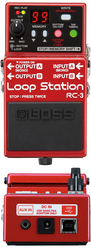 Продам педаль Boss RC-3 Новая!!!