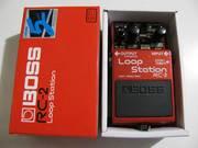 Продаю педаль Boss Loop Station RC-2
