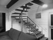 Наши лестницы - готовое решение  для частного дома,  для дачи