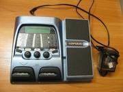 Продам Digitech BP200 BASS MULTI-EFFECT PROCESSOR