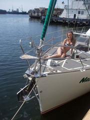 Продам парусную яхту РЕЯ-36
