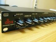 Продам динамическая обработка DBX 166XL