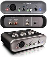 Продам M-Audio Fast Track MK2 новая!!!