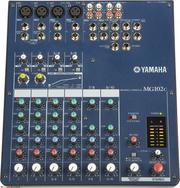Продам микшерный пульт Yamaha MG102C новый!