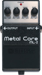 Продам Boss ML-2 Metal Core новая!