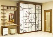 Изготовим ПРИХОЖИЕ , шкафы-купе,  встроенные шкафы и шкафчики,  тумбочки