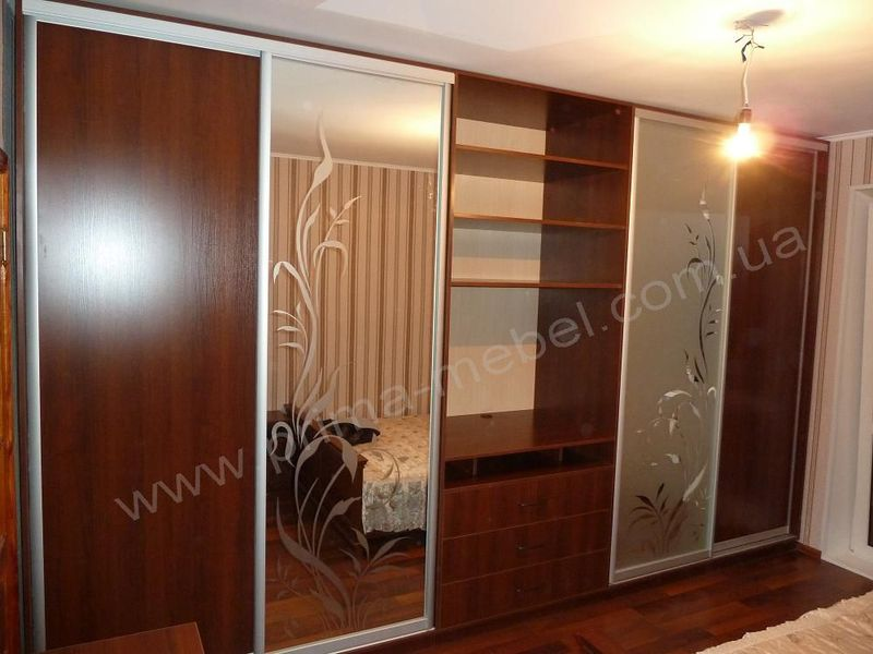 Шкафы, шкафы-купе мебель, интерьер шкафы, шкафы-купе - фото .