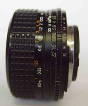 Tokina 28mm 1:2.8 for Nikon N/AI-S