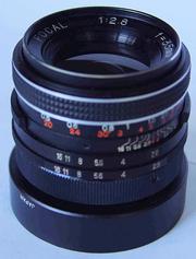 Focal 35mm 1:2.8 M42