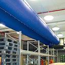 Тканевые (текстильные) воздуховоды