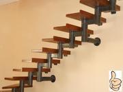 Модульные лестницы - для дома,  для дачи